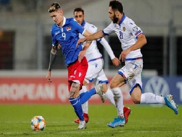 Nhận định Iceland vs Liechtenstein 12/10